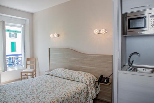Hôtel à Hendaye sur la côte Basque