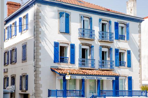 Hôtel au Pays Basque à Hendaye