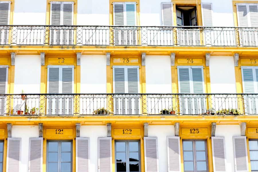 Hôtel de la gare proche Saint Sébastien