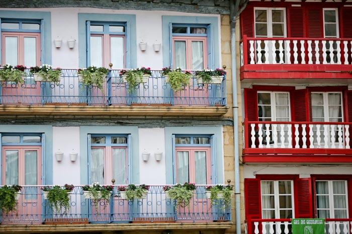 Hotel de la palombe bleue proche de Fontarrabie