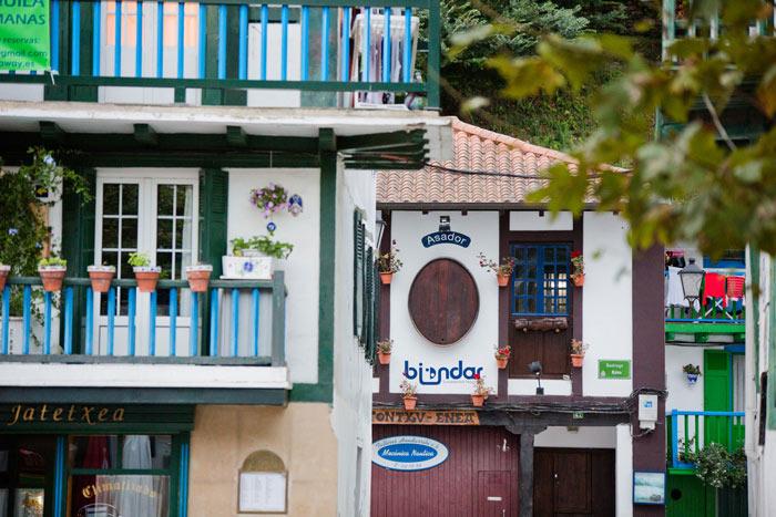 Hotel de la palombe bleue proche Irun