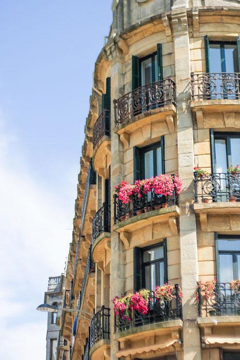 Hôtel de la palombe bleue vers Saint Sébastien